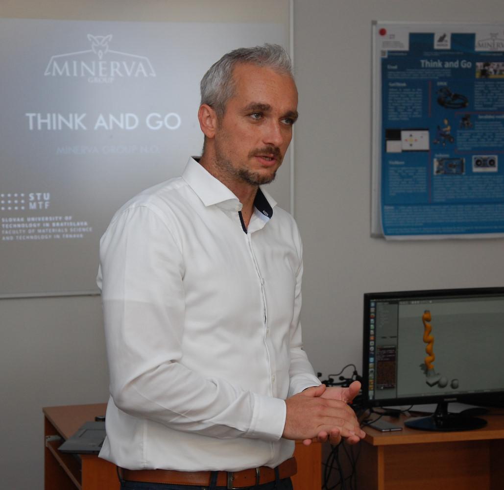 doc. Ing. Maximilián Strémy, PhD.